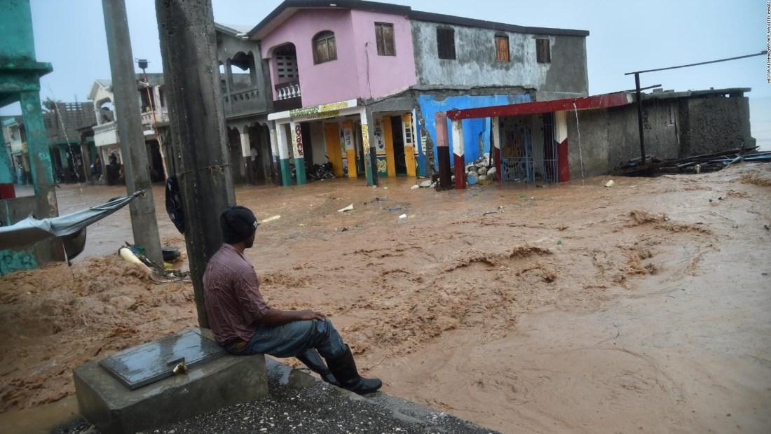 Países peor preparados para el cambio climático en América