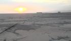 Mira a este paraíso natural convertirse en un desierto