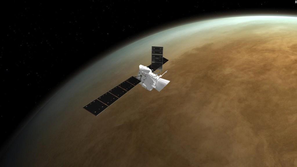 Nuevo audio de Venus revela la fuerza de su gravedad