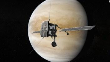 sobrevuelo Venus
