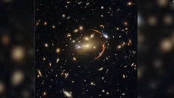 Mira esta galaxia lejana capturada por telescopio Hubble