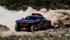 Audi competirá en el Rally Dakar 2022 con este auto