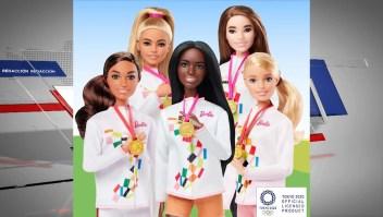 China critica a Mattel por colección de Barbie olímpica
