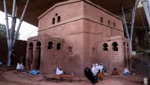 Templos de Etiopía están en peligro