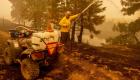 El incendio Dixie crece sin tregua en California