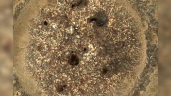 La NASA comparte histórica imagen de Marte