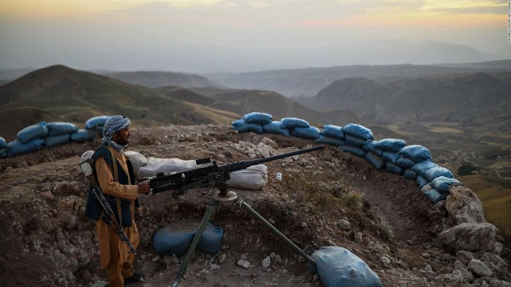 Kinokontrol ng Taliban ang maraming mga lugar sa Afghanistan