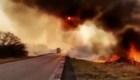 5 cosas: incendio Dixie se ha vuelto incontenible
