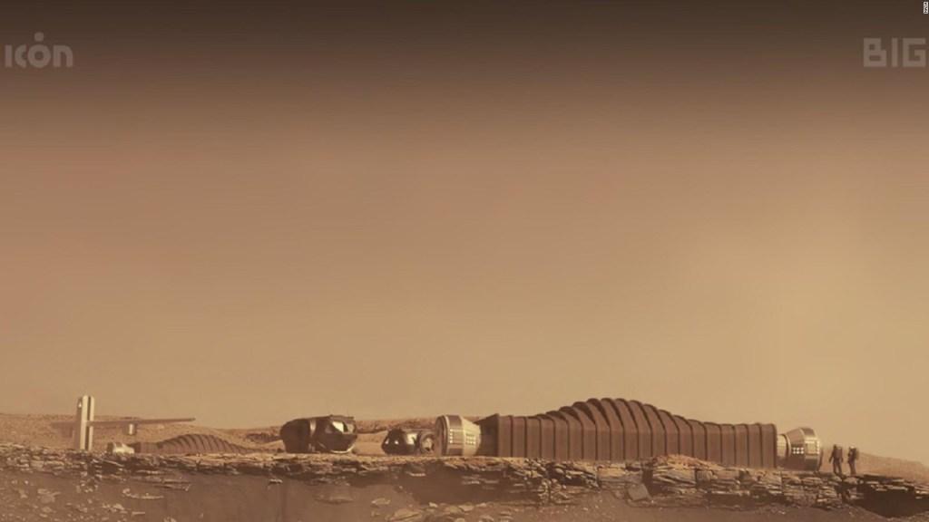 NASA busca candidatos para simular misión en Marte