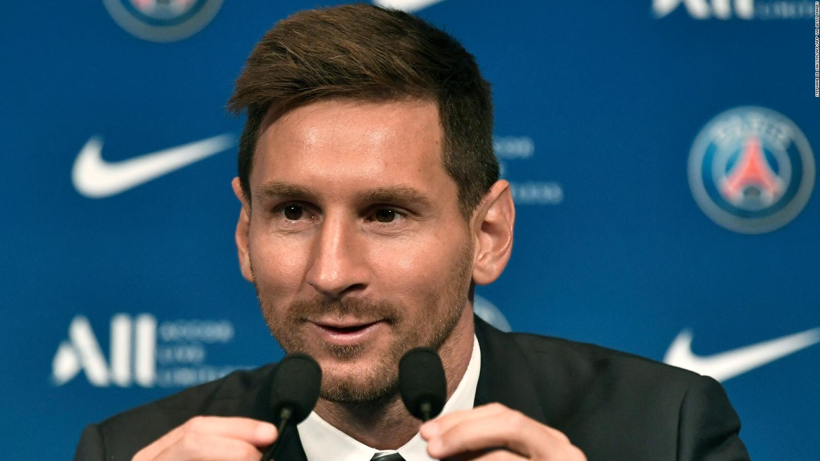 Messi: PSG is the best place to win another Champions ...