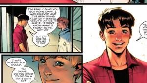 Robin es bisexual en nuevo cómic de Batman