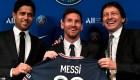 Presidente del PSG despeja dudas sobre fichaje de Messi