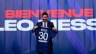 """Messi genera millones de """"me gusta"""" en redes del PSG"""