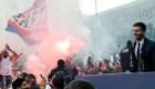 Así se vive la presentación de Lionel Messi en el PSG