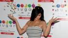 Dulces y pintura en el cumpleaños de Kylie Jenner