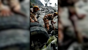 13 muertos tras deslizamiento en la India