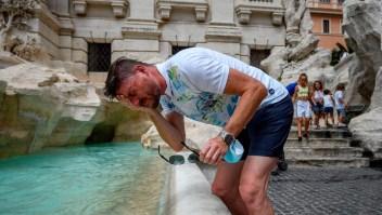 Reacción de los italianos a la ola de calor