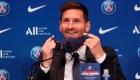 5 momentos de Messi en París en las primeras 24 horas