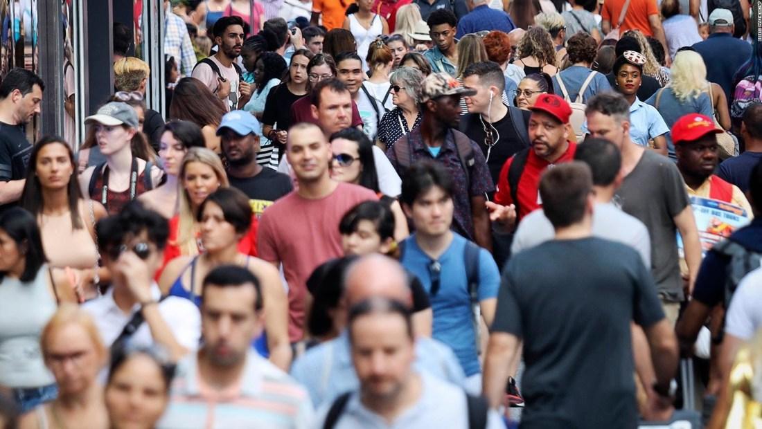 Así cambió la población de EE.UU., según el Censo 2020