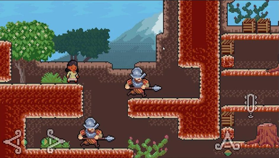 La caída de Tenochtitlán en videojuego