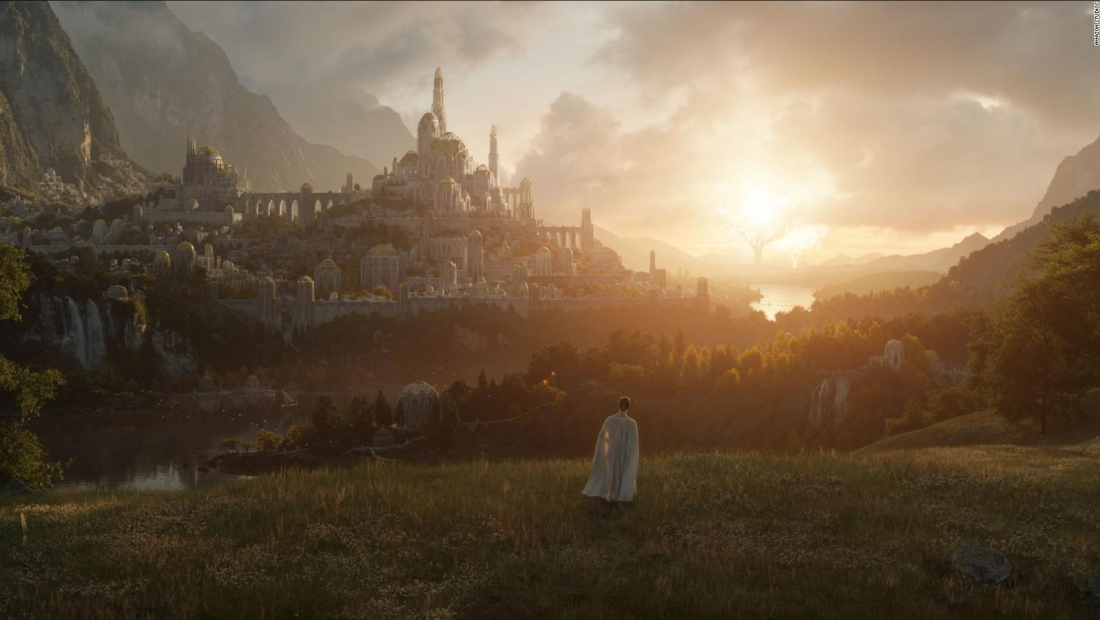 """Lord of the Rings"" filmará segunda temporada en Reino Unido"