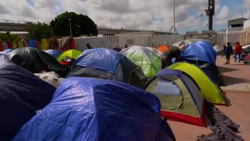 Migrantes pierden esperanza por deportaciones aceleradas