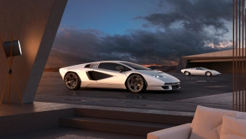 ¿Cuál es el precio del nuevo Lamborghini Countach?