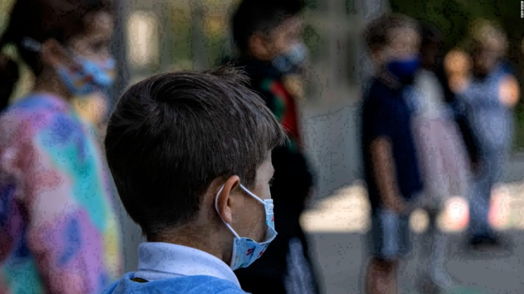Do masks affect children's ability?