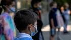 ¿Pueden las mascarillas afectar habilidades de niños?
