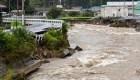 Mortales deslizamientos de tierra en Japón