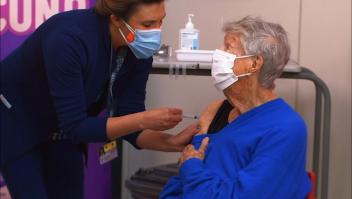 Chile aplica tercera dosis de vacuna contra el covid-19