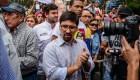 Liberan al opositor Freddy Guevara en Venezuela