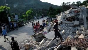 Depresión tropical rumbo a la devastada Haití