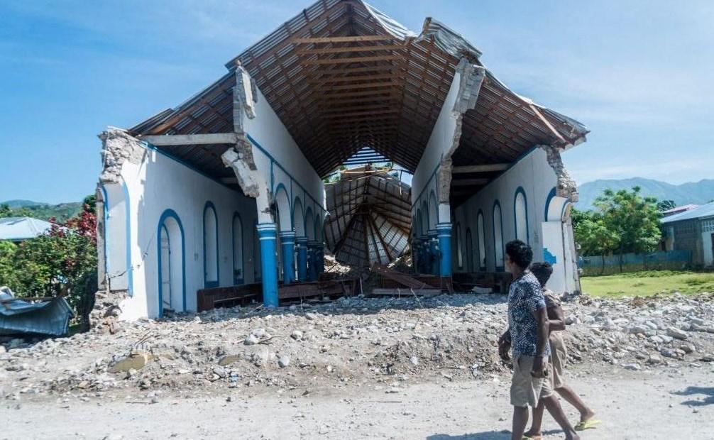 Cruz Roja: Es una crisis humanitaria a gran escala