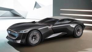 Audi lanza nuevo auto que cambia de forma