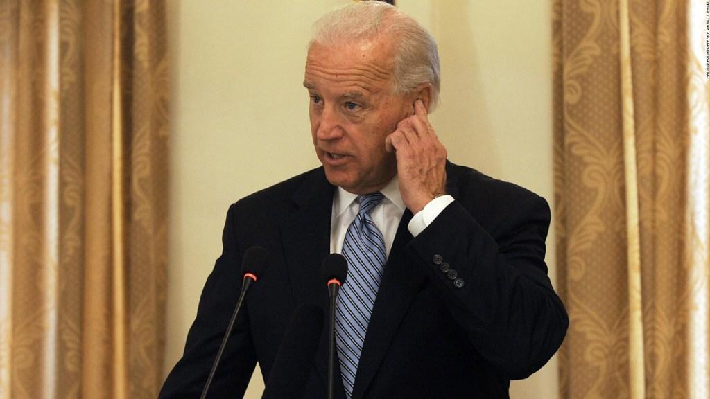 Afganistán: esto dijo Biden al anunciar retiro de EE.UU.