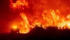 104 incendios forestales activos en EE.UU.