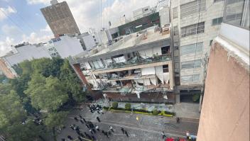 Al menos 1 muerto y 21 heridos tras explosión en edificio