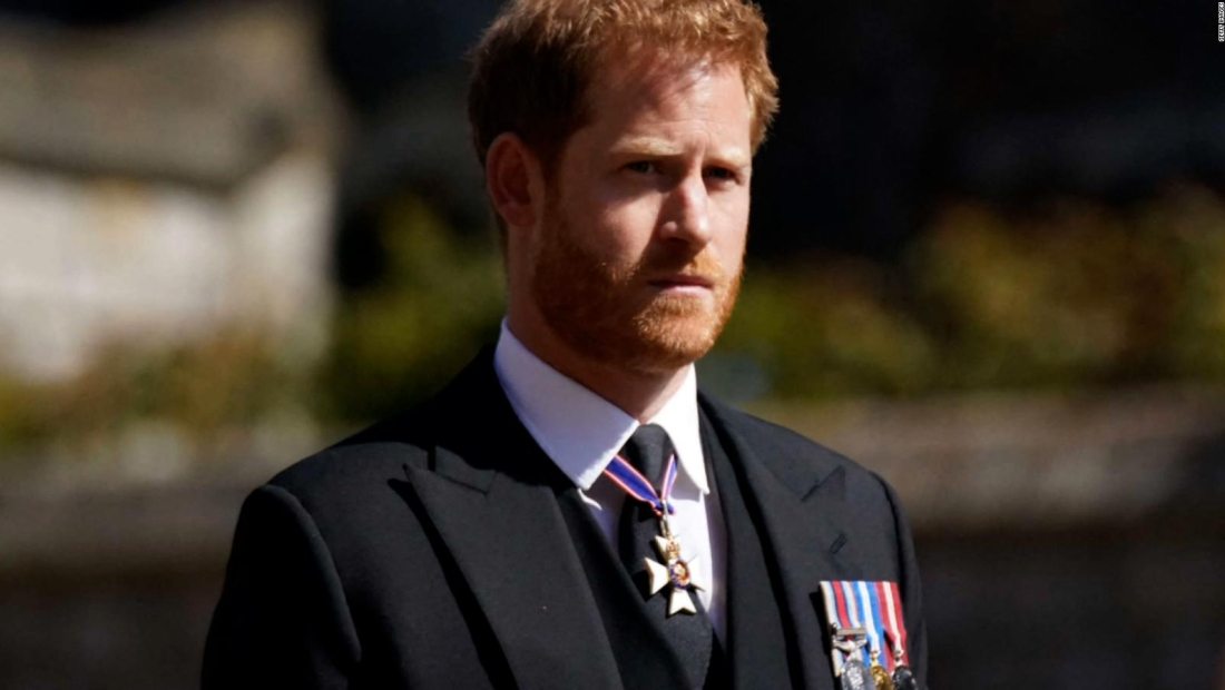 Príncipe Harry da mensaje a excombatientes por Afganistán