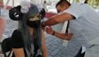 Hacen concurso de disfraces por vacunas y libros en Neza