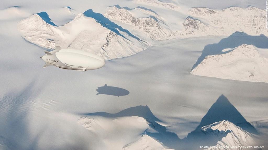 Esta aeronave de 1962 podría realizar viajes al Polo Norte