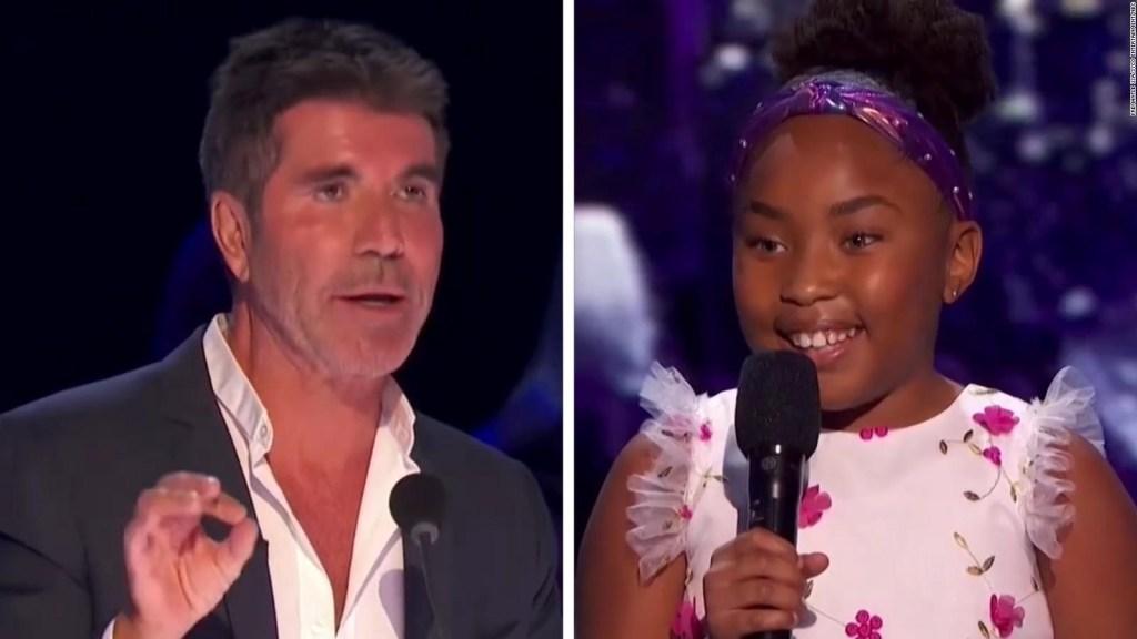 """Cowell dit qu'une fille de 9 ans sera """"l'une des plus grandes stars"""""""