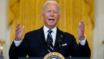 Biden habla de la dosis de refuerzo contra covid-19