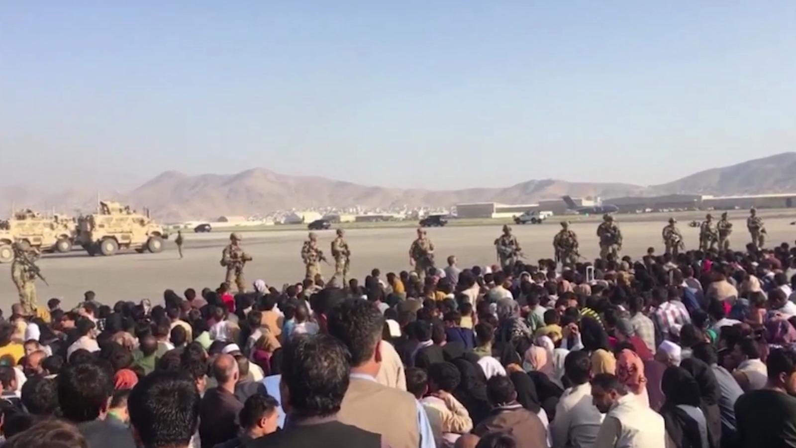 El declive de EE UU como superpotencia en Afganistán proyecta sombras sobre  Oriente Próximo - Noticiero.lat
