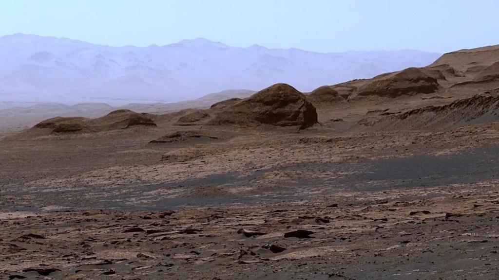La NASA comparte increíble tour por Marte