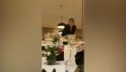 Videos del polémico cumpleaños de la primera dama argentina
