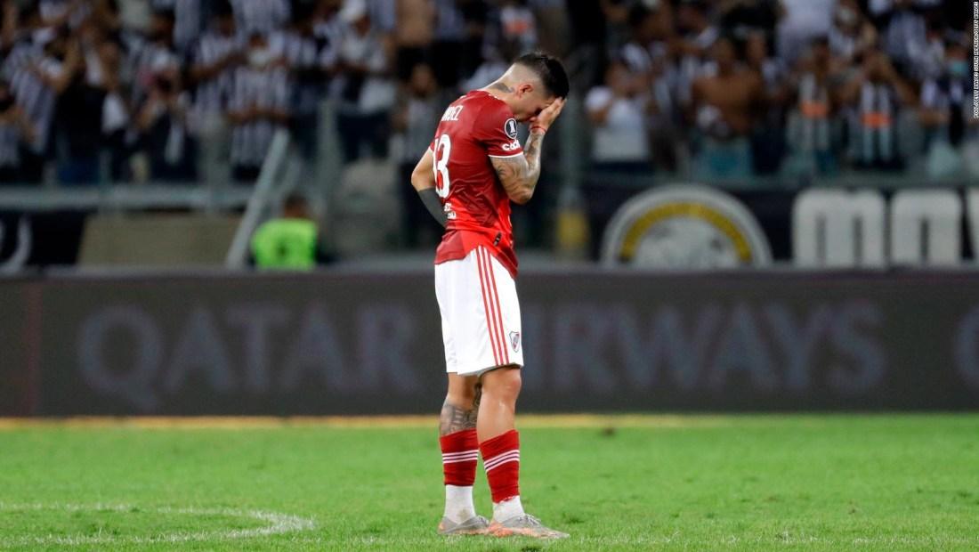 Se despide el último equipo argentino de la Libertadores