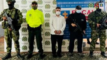 Policía de Colombia detiene a presunto narco en su boda