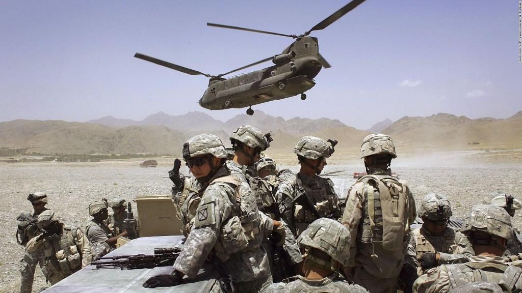 Crudo testimonio de excombatiente en Afganistán