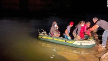 migración frontera